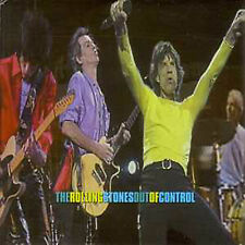 ★☆★ CD Single The ROLLING STONES Out of control - REMIXES - 8-TRACK CARDSL ★☆★