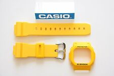 CASIO G-Shock GW-5600A-9 Original NEW Yellow COMBO BEZEL & BAND  GW-M5600A-9