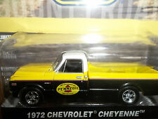 GREENLIGHT 1/64 COUNTY ROADS SERIES 10 PENNZOIL 1972 CHEVROLET CHEYENNE