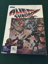 Alien Syndrome Sega Amiga 500/1000/2000 Rare Game Vg