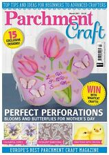 Parchment Craft Magazine - March 2017 issue