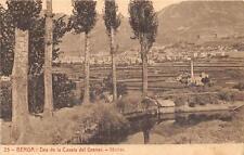 CPA ESPAGNE CATALUNYA BERGA DES DE LA CASETA DEL GRANER