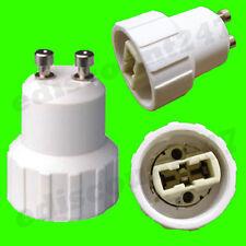 GU10 a G9 Soporte LED Adaptador Convertidor VENDEDOR GB