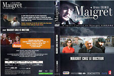 25716// COLLECTION MAIGRET BRUNO CREMER MAIGRET CHEZ LE DOCTEUR  DVD NEUF