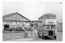 pt7588 - Lincoln Corporation Bus no 19 at City Centre - photograph 6x4