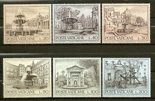 Vatican: 1975 Protection of Monuments MNH