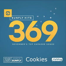 Sunfly Karaoke 369 Brand New Chart Hits for November 2016 +  Free 1st Class Post