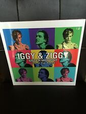 Iggy Pop David Bowi‎e Sister Midnight Live At The Agora 2/LP SEALED
