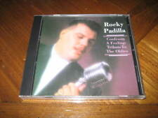 Rocky Padilla - Confessin a Feeling Tribute to the Oldies CD - Soul Chicano