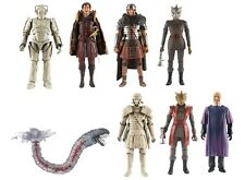 "DOCTOR WHO - 5"" Wave 'G' Action Figure Set (8) #NEW"