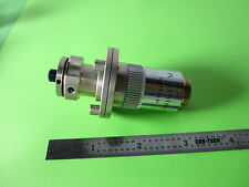 MICROSCOPE OBJECTIVE LEITZ WETZLAR GERMANY FLUOTAR 100X INFINITY OPTICS BN#A9-07