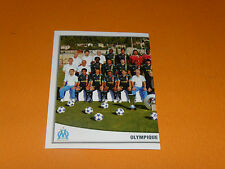 236 EQUIPE PART 1 OLYMPIQUE MARSEILLE OM PANINI FOOT 2011 FOOTBALL 2010-2011