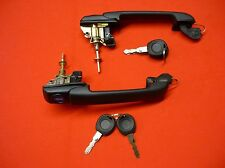 VW Golf MK3 Vento door handle / front 1H0837207 - C - D / CH32