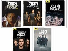 Teen Wolf: The Complete Season 1-4 DVD 1,2,3,4  NEW