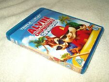 Blu Ray Movie Alvin and the Chipmunks Chipwrecked