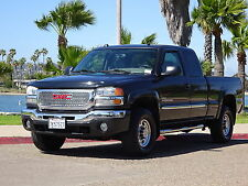 GMC: Sierra 2500 4 DOOR EXT CAB 4X4 4WD 6.6L DURAMAX ALLISON 2500HD