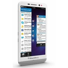 Blackberry z30 White bianco Smartphone cellulare senza contratto 4g LTE UMTS 3g