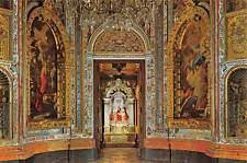 Spain Guadalupe (Caceres) Camarin de la Virgen, The Virgin's Small Chamber