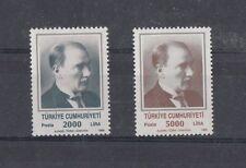 TURCHIA-TURKEY 1989 Kemal Ataturk 2618-19 - Mnh