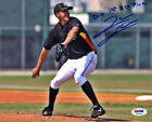 Jameson SIGNED 8x10 Photo Pittsburgh Pirates RookieGraph PSA/DNA AUTOGRAPHED