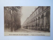 Petit Séminaire de Saint-Riquier - Facade sur la Cour de Récréation / AK
