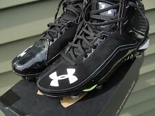 Under Armour Clutchfit  Football Cleats.USED BUT DECENT CONDITION.