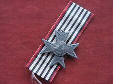 Croce di Prussia guerra per servizi ausiliari con nastro