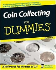 Coin Collecting For Dummies Neil S. Berman, Ron Guth Books-Good Condition