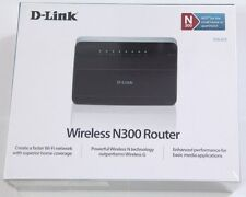 D-Link DIR-615 /K/R1A 4-port Wireless N 300Mbps WiFi Broadband Router Retail NEW