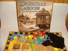 CLEOPATRA'S CABOOSE BOARD GAME Z-MAN GAMES