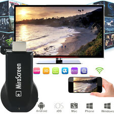 Wireless WiFi to HDMI TV Dongle Video Adapter for iPad iPhone 6 7 Android Phone