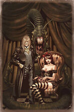 Grimm Fairy Tales: Escape from Wonderland (Paperback, 2011)   9780982750711