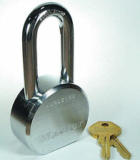 Lock From Master 6230KALH KEYED ALIKE Long Carbide Shackle Extreme Security