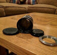 steinheil munchen auto-d-tele-quinar 135mm f2.8 lens m42/nikon mount