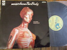 Music From The Body - Ron Geesin / Roger Waters Rare Harvest LP