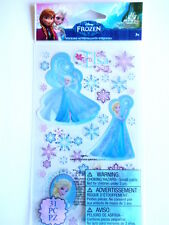 Disney stickers - Frozen - Elsa & Snowflakes