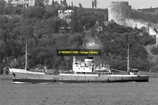 mc2392 - Cyprian Cargo Ship - Oscar , built 1950 - photo 6x4