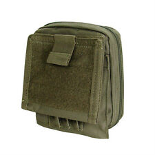 Condor MOLLE Modular Nylon Map/Chart/Document Pouch Case ma35 - OLIVE OD Green