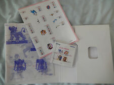 "OOP Brother Disney Embroidery Machine Design Card & Sheets ""FILM STARS"" SA-304D"