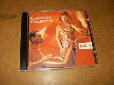 CD (LP 001) - various artists - LATIN PARTY Vol.1