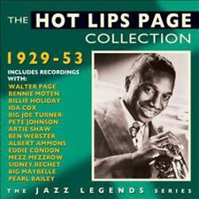 Collection 1929-53 - Hot Lips Page (2015, CD NEU)