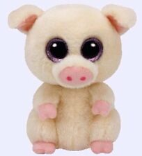 Ty Piggley the Pig Beanie Boos Stuffed Animal Plush Toy