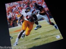 JOE MCNIGHT Signed 8x10 USC TROJANS Photo CERTIFIED GLOBAL AUTHENTIC DECEASED