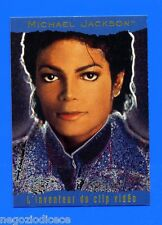 MICHAEL JACKSON - Panini 1996 - CARD - Figurina-Sticker n. 125