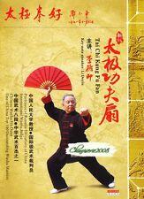 Taijiquan Taiji TaiChi Kung Fu Fan DVD Chinese Wushu & Kongfu by Li Deyin
