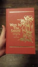 Won by the Sword: A Story of Thirty Years' of War by G. A. Henty, Like New