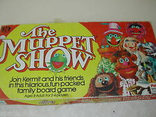 MUPPET SHOW GAME - 100% - 1977 - PALITOY -  KERMIT - MISS PIGGY - MUPPET SHOW