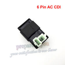 6 Pin AC CDI Ignition Box For Dirt Bike Go Kart Buggy 150cc 200cc 250cc ATV Quad