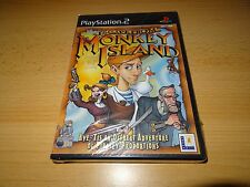 Escape From Monkey Island Ps2 NUEVO PRECINTADO