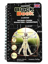 ENGINEERS BLACK REFERENCE BOOK NEW ENGINEERING 2ND EDITION RESOURCE INFO SHEET